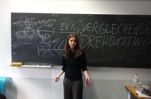 Article : Une école de cinéma autogérée à Berlin