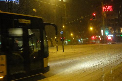 Article : Poisse, neige et chômage à Berlin