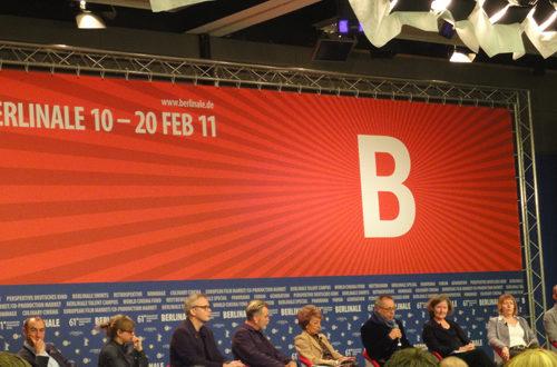 Article : Berlinale : Brigitte Sy, «Les mains libres»