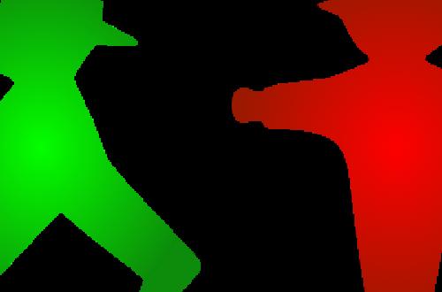 Article : Bonhomme rouge, bonhomme vert : une histoire de la discipline allemande