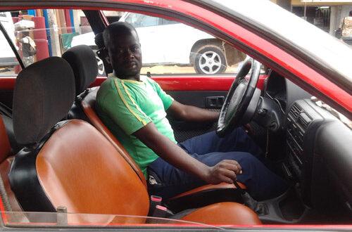 Article : Yaoundé : Le paradoxe du chauffeur de taxi mutique