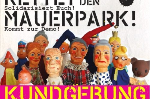 Article : Occupy Mauerpark