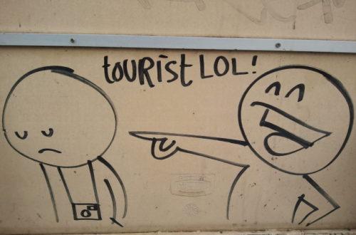 Article : Les touristes ne rigolent plus à Berlin