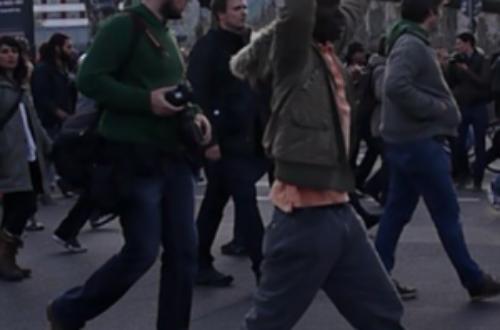 Article : Illégaux mais légitimes : la Refugee Protest March
