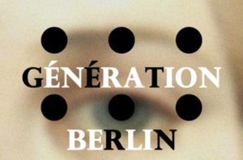 Article : Mixtape Génération Berlin par Scar