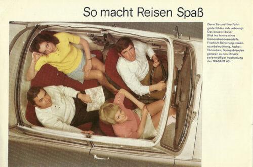 Article : «Roooot!» Le permis de conduire à l'allemande…